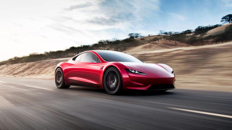 Tesla. Roadster
