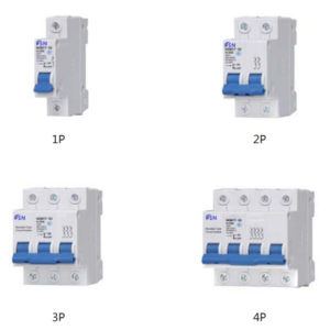 Автоматический выключатель SN NDM1T-63 серии MCCB
