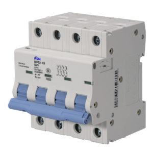 NDB2 Series MCB-1 - Документация - низковольтное оборудование