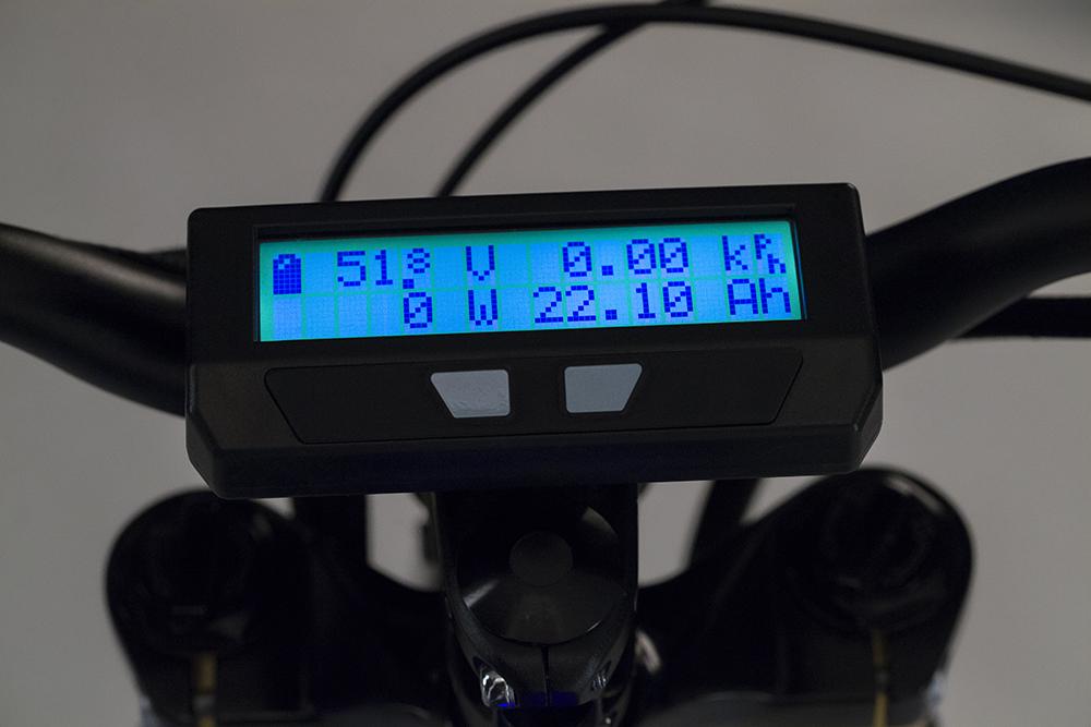 Украинский электробайк Delfast с рекордным запасом хода