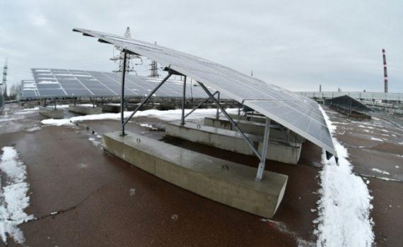 В зоне ЧАЭС запустят солнечную электростанцию